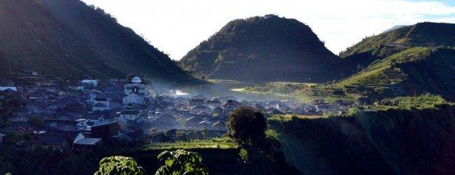Sembungan, Desa Tertinggi di Pulau Jawa