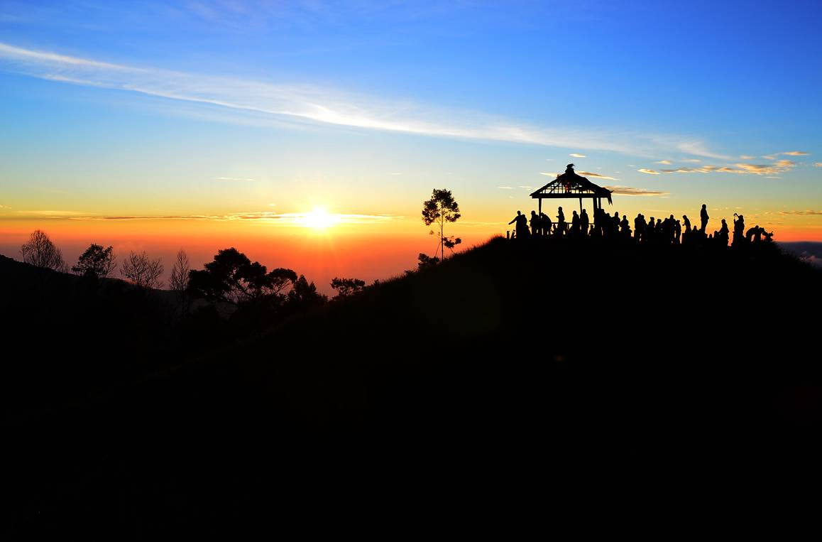 wisata Gunung Sikunir